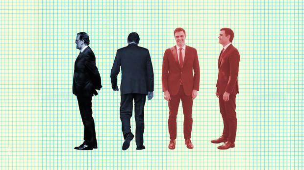 ¿Sabrías calibrar la herencia económica que deja Rajoy a Sánchez?