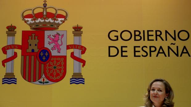La nueva ministra de Economía, Nadia Calviño
