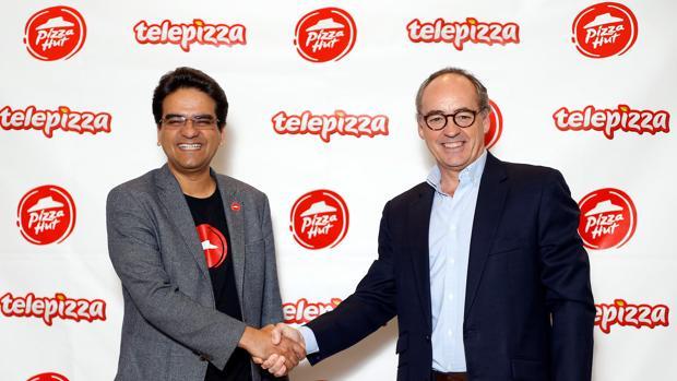 Los franquiciados de Telepizza llevan a la justicia el acuerdo con Pizza Hut