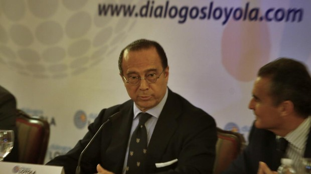 El presidente de IAG, Antonio Vázquez