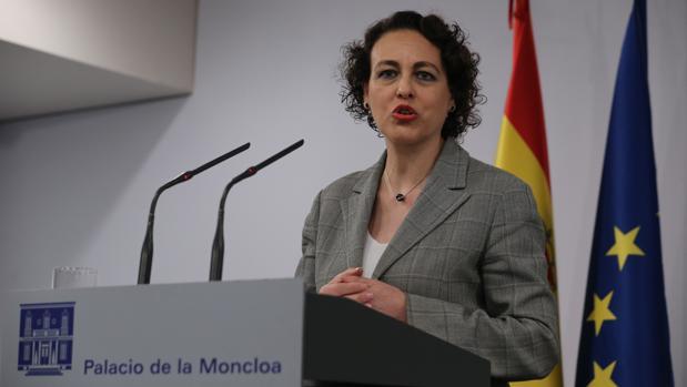 Magdalena Valerio, ministra de Trasbajo