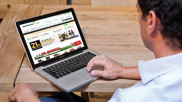 La nueva web incorpora la opción de «lista rápida» y nuevos criterios de navegación