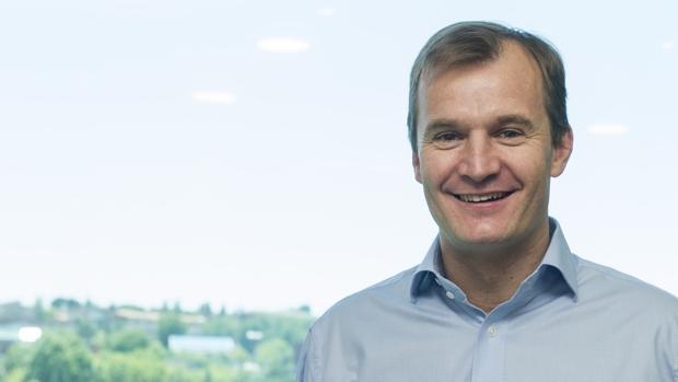 Meinrad Spenger, fundador y CEO de Masmóvil, en su entrevista con ABC