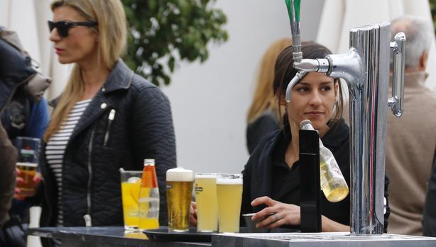 El 94% de la cerveza consumida se acompaña de algún alimento sólido, según un estudio de Cerveceros de España