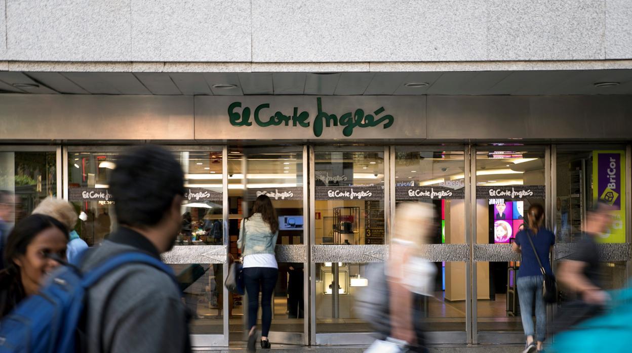 El inversor catar podr a alcanzar el 12 25 de el corte - Libreria el corte ingles ...