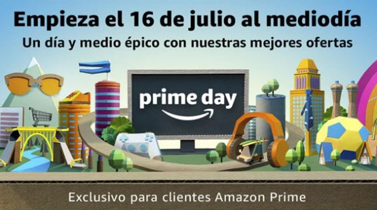¿Cuánto dura el Amazon Prime Day 2018?