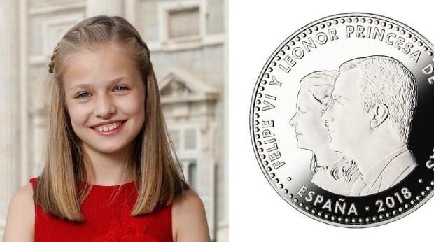 Esta moneda conmemorativa estará a disposición del público, a partir del próximo 22 de octubre