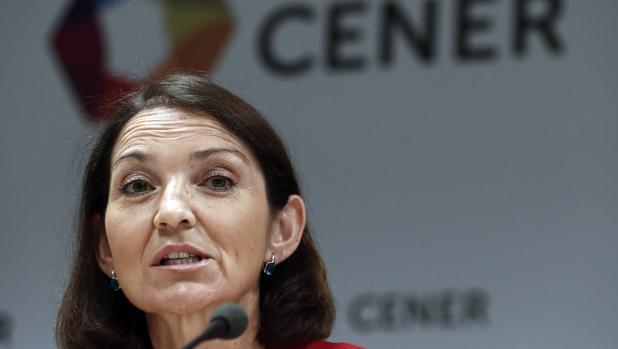 La ministra de Industria, Comerio y Turismo, Reyes Maroto
