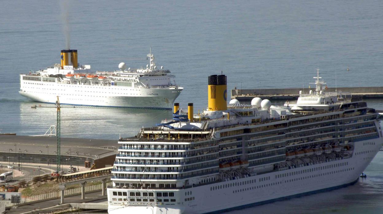 El turismo de cruceros en España sigue al alza y supone el 31% del total de pasajeros recalados en puertos