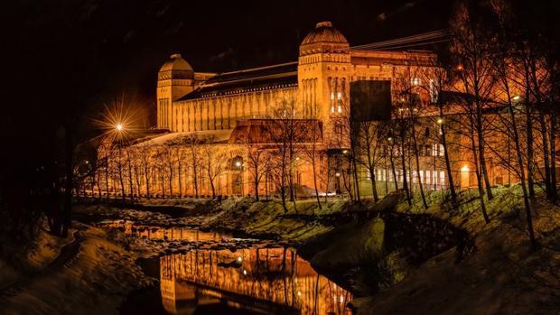 Una de las centrales hidroeléctrias del país nórdico, que cubre el 96% de su demanda con esta energía