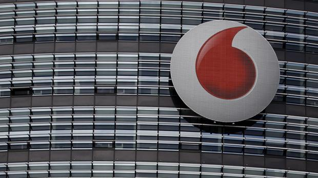 Oficinas de Vodafone en Duesseldorf , Alemania