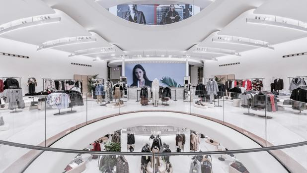 Nueva tienda de Zara en Milán