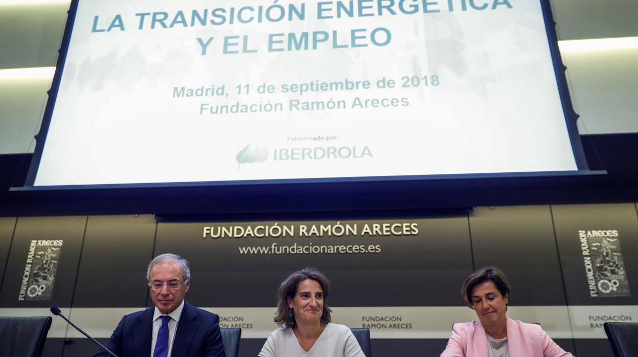 Ribera dice que habrá plan urgente para zonas mineras y nucleares en cierre