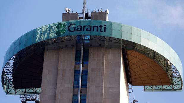 BBVA controla el 49,85% del banco turco Garanti y obtiene allí el 16% de sus resultados