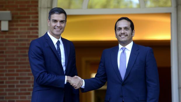 Qatar se muestra abierto a elevar sus inversiones en España