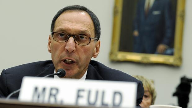 Richard «Dick» Fuld es visto por muchos como uno de los rostros de la avaricia que precedió a la Gran Recesión
