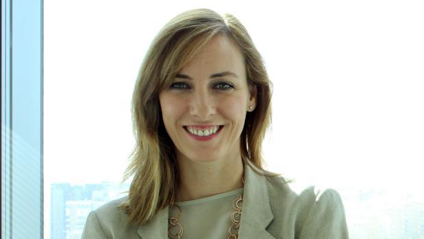 La directora general de Mastercard España, Paloma Real