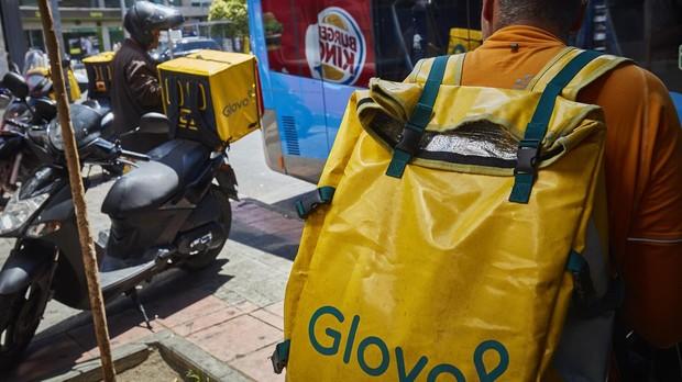 «Rider» de Glovo