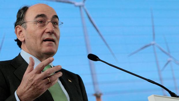 El presidente Iberdrola, Ignacio Galán