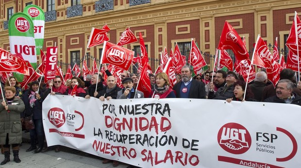 Los funcionarios vascos de Justicia cobran hasta 7.000 euros más al año que los extremeños