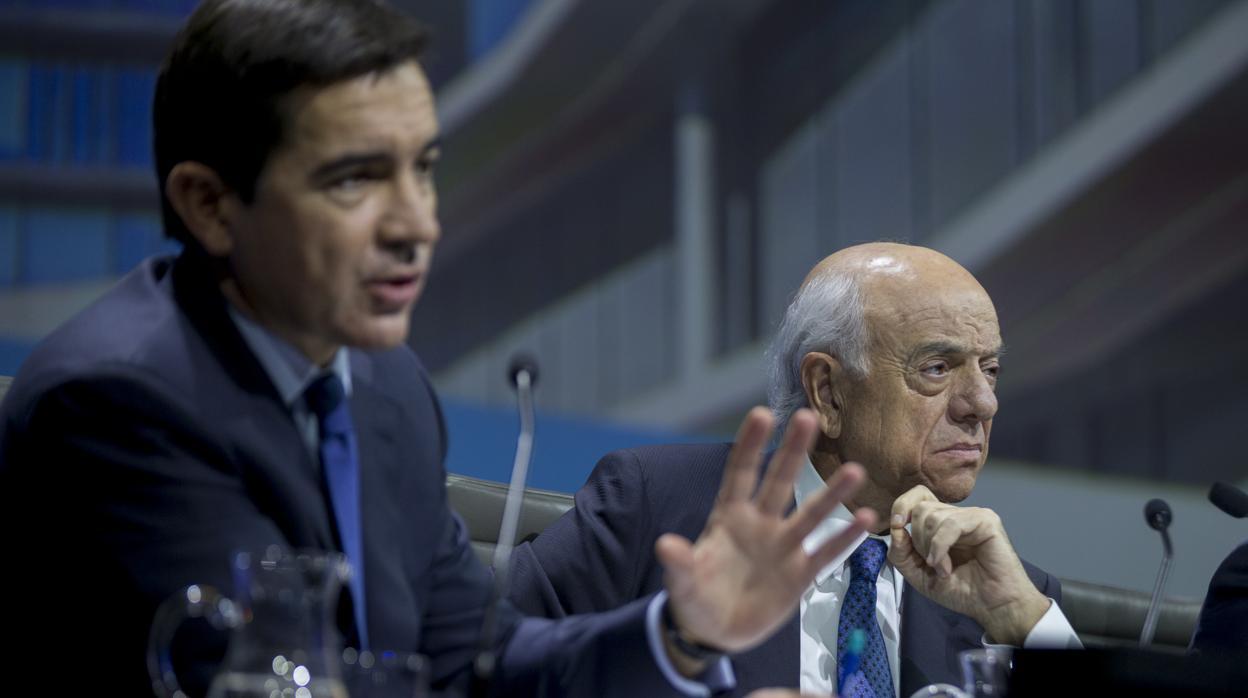 Carlos Torres, nuevo presidente de BBVA