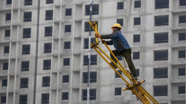 La construcción en España vuelve a repuntar