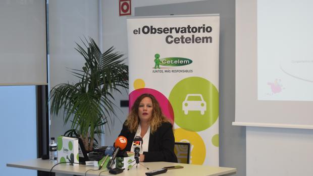 Liliana Marsán, responsable del departamento de Estudios y el Observatorio Cetelem
