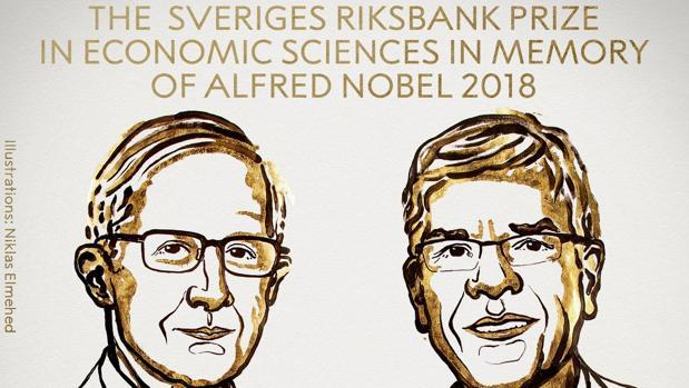 Estadounidenses ganaron el Nobel de Economía por trabajos sobre el clima