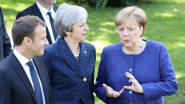 Malos augurios los de la industria alemana contra un Brexit duro