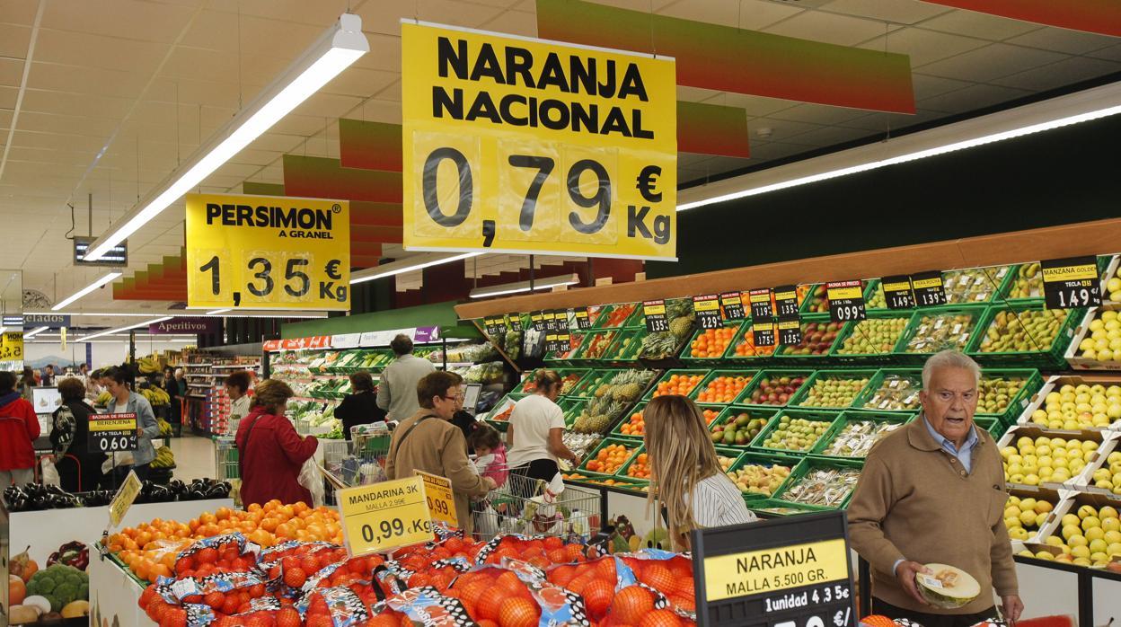 Los precios en septiembre subieron un 2,3% impulsados por la electricidad y la restauración