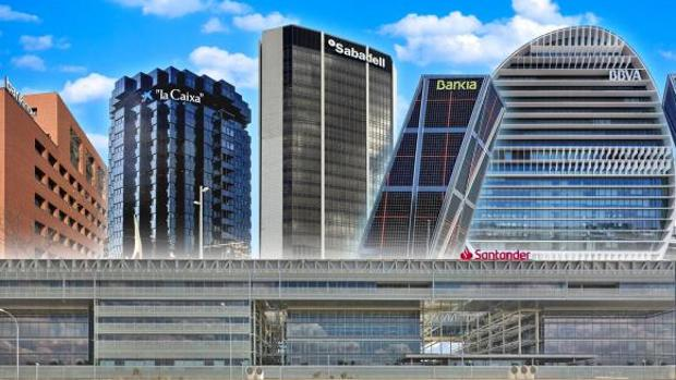 La gran banca española aguanta el escenario más
