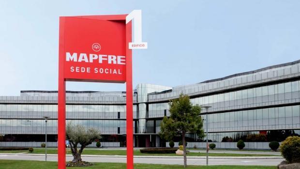 Imagen de archivo de la sede de Mapfre en Majadahonda (Madrid)