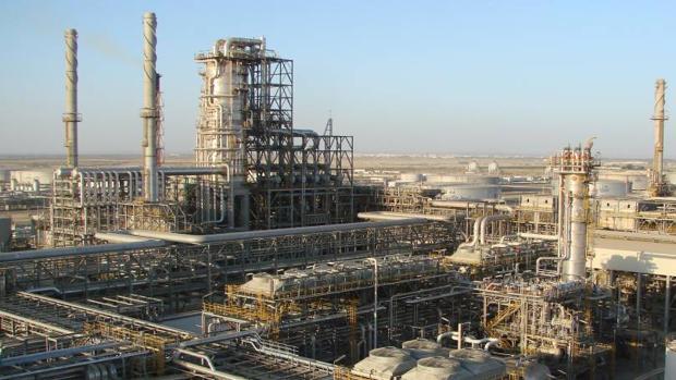 Refinería construida por el grupo español en Arabia Saudí