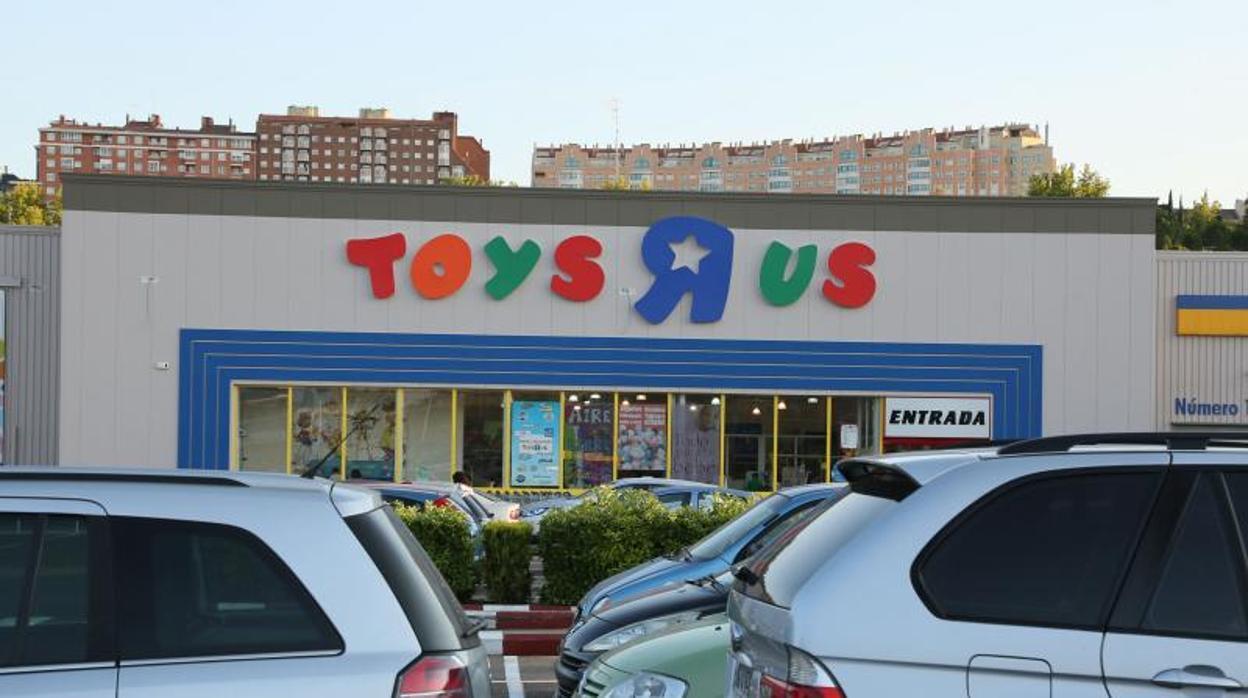 La venta de juguetes españoles ralentizará su avance al 3 ó 4% por la crisis de Toys «R» Us y Poly