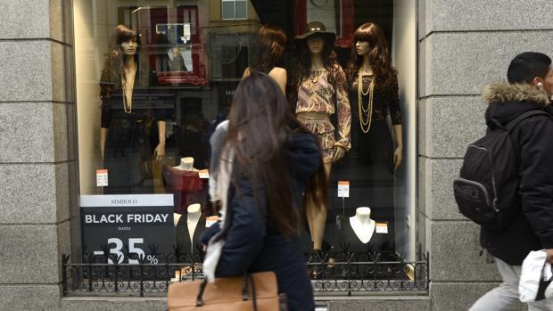 La moda es uno de los sectores donde más incrementan las ventas durante el Black Friday