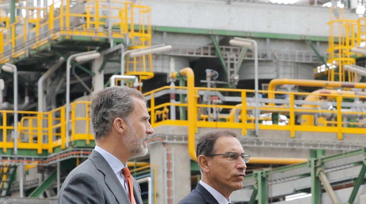 Repsol amplía su negocio en Perú con la compra de Puma Energy