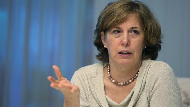 Alicia García Herrero, economista jefe de Natixis para Asia-Pacífico