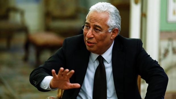 El primer ministro de Portugal, Óscar del Pozo