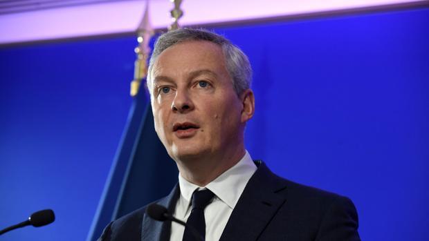 El ministro francés de Economía y Finanzas, Bruno Le Maire