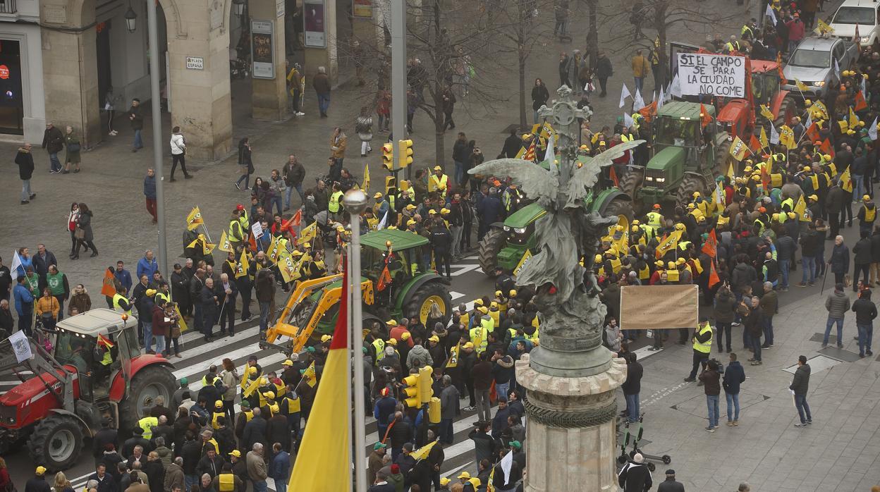 Las movilizaciones de los chalecos amarillos se extienden a varias ciudades españolas