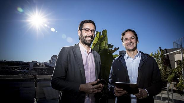 Juan Margenat y Xavi Beumala, cofundadores de la compañía