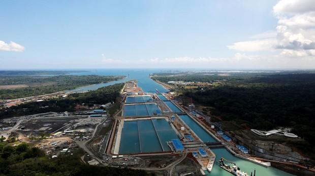 La ampliación del Canal de Panamá entró en funcionamiento en 2016