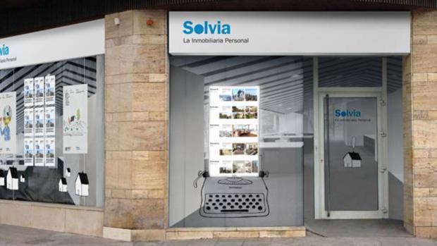 Solvia cuenta con un total de 41 oficinas franquiciadas y 19 propias