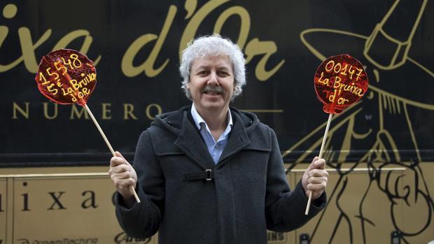 Xavier Gabriel, propietario de La Buixa d`Or