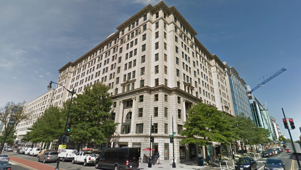 «The Investment Building», data de los años 20 y fue remodelado completamente en 2001