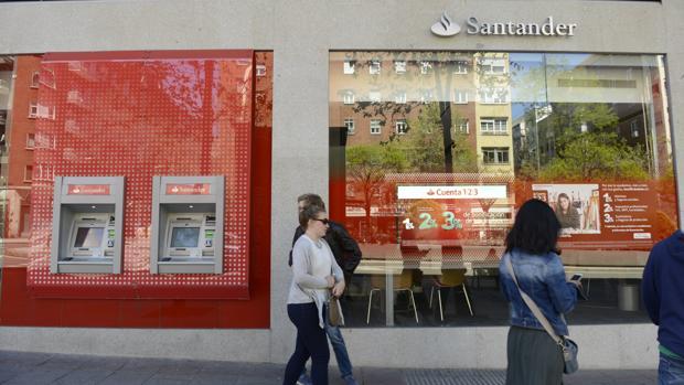 El Santander ya lanzó en 2014 un fondo similar con 250 millones de euros