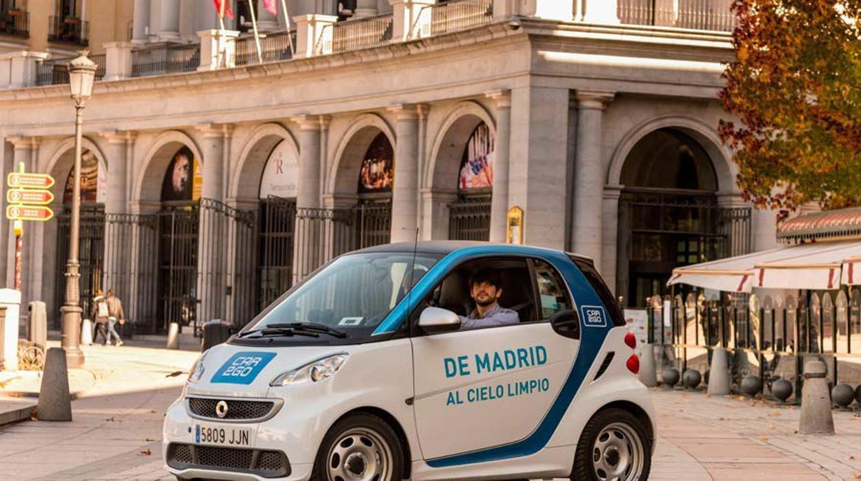 Car2go cierra 2018 con un 20,9% más de usuarios y 27 kilómetros más de área operativa