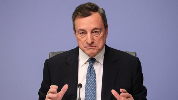 El BCE apuntó en la reunión que «la situación sigue siendo frágil»