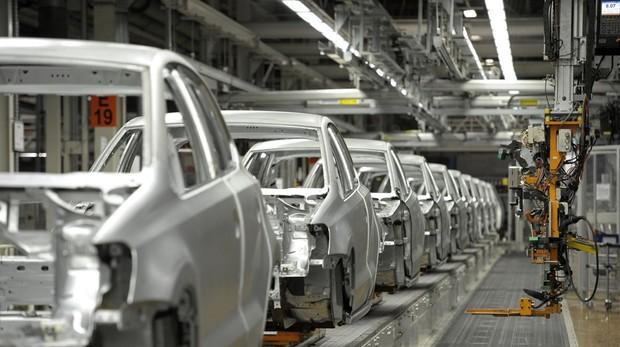 Fábrica de Volkswagen en Navarra