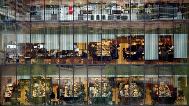 El mercado de oficinas descendió un 4% por la escasez de oferta